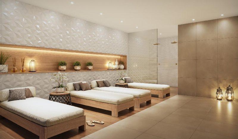 spa e sauna