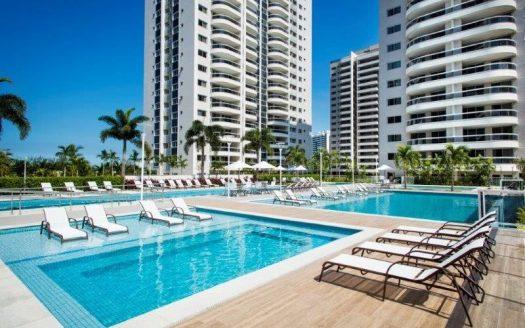 ilha pura viure vista da piscina