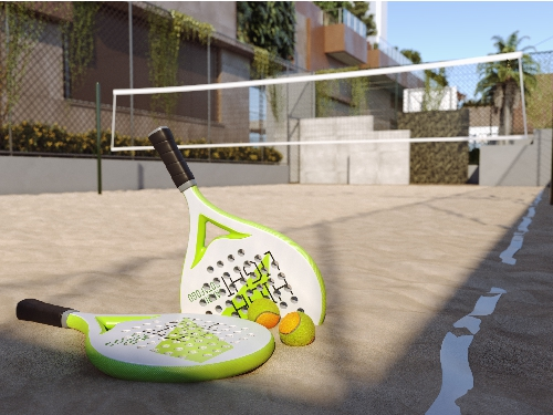 beach tennis quadrilatero botafogo