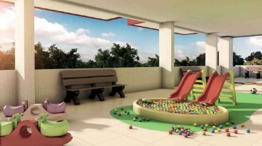Maggiore residenziale Cachambi playground e praça baby