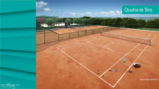 quadras de tênis