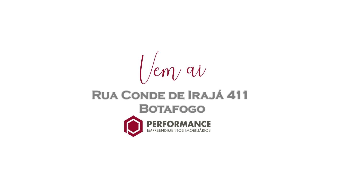 Lançamento Conde de Irajá 411 Botafogo