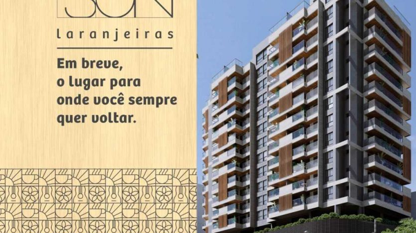 lançamento rua das laranjeiras 139 maison