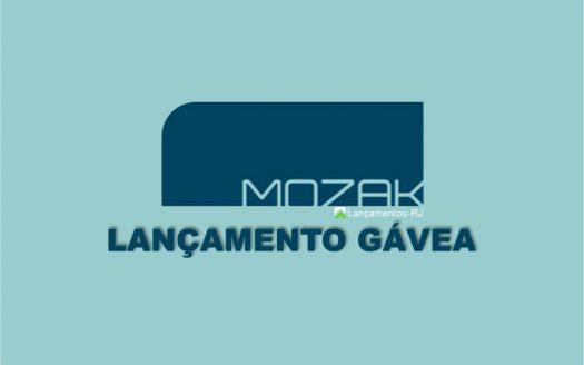 lançamento Mozak Gávea