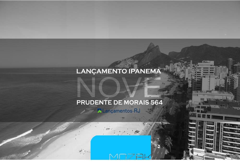 Lançamento Ipanema Prudente de Morais 564