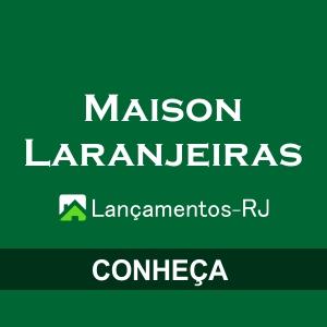 lançamento laranjeiras maison, lançamento rua das lanranjeiras 139 maison