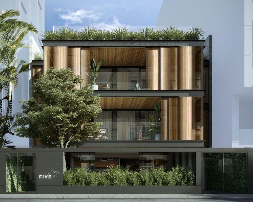 Lançamento five lagoa premiun houses, lançamento lagoa