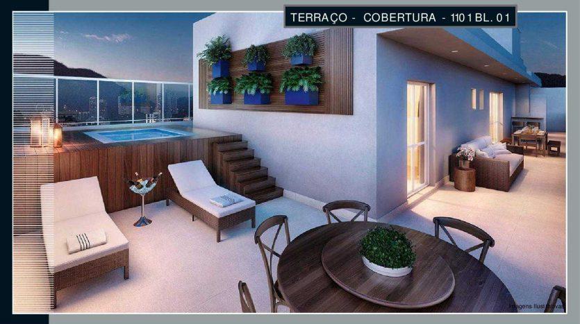 terraço cobertura you botafogo