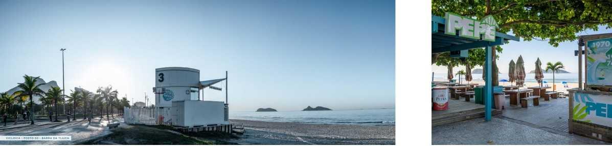 barra da tijuca oceanico praia