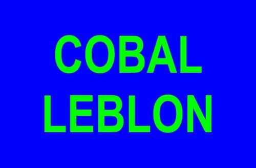 cobal leblon