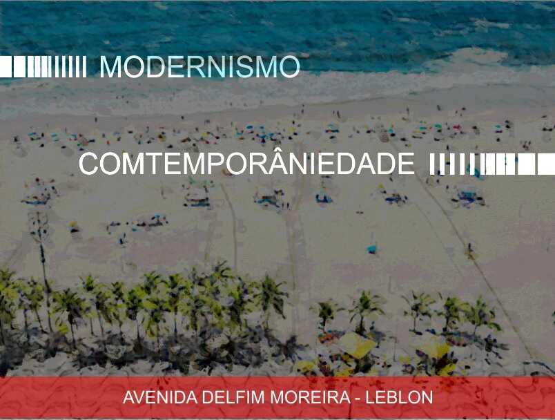 O primeiro empreendimento da Gensler no Brasil Rio de Janeiro orla da praia da Avenida Delfim Moreira Leblon da Incorporadora Gafisa.