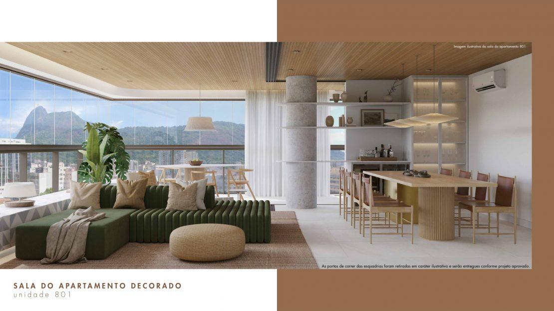 lançamento residencial s design botafogo