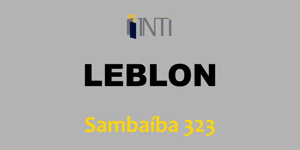 sambaíba leblon