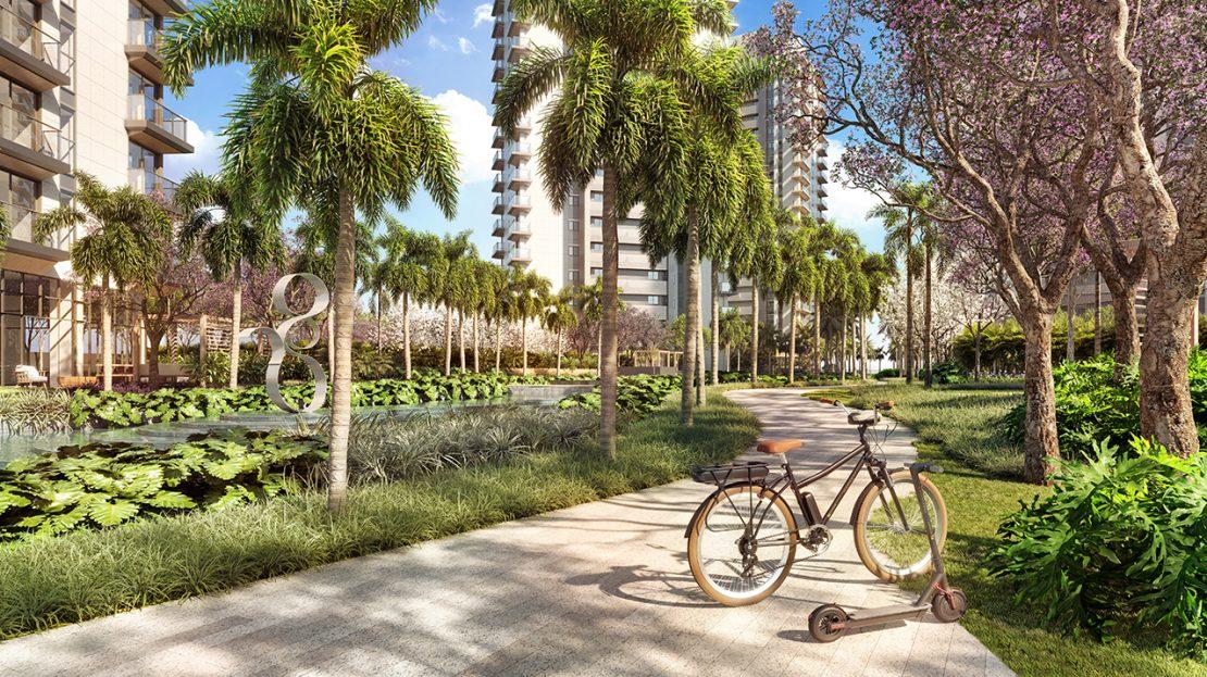 oceana golf bikes