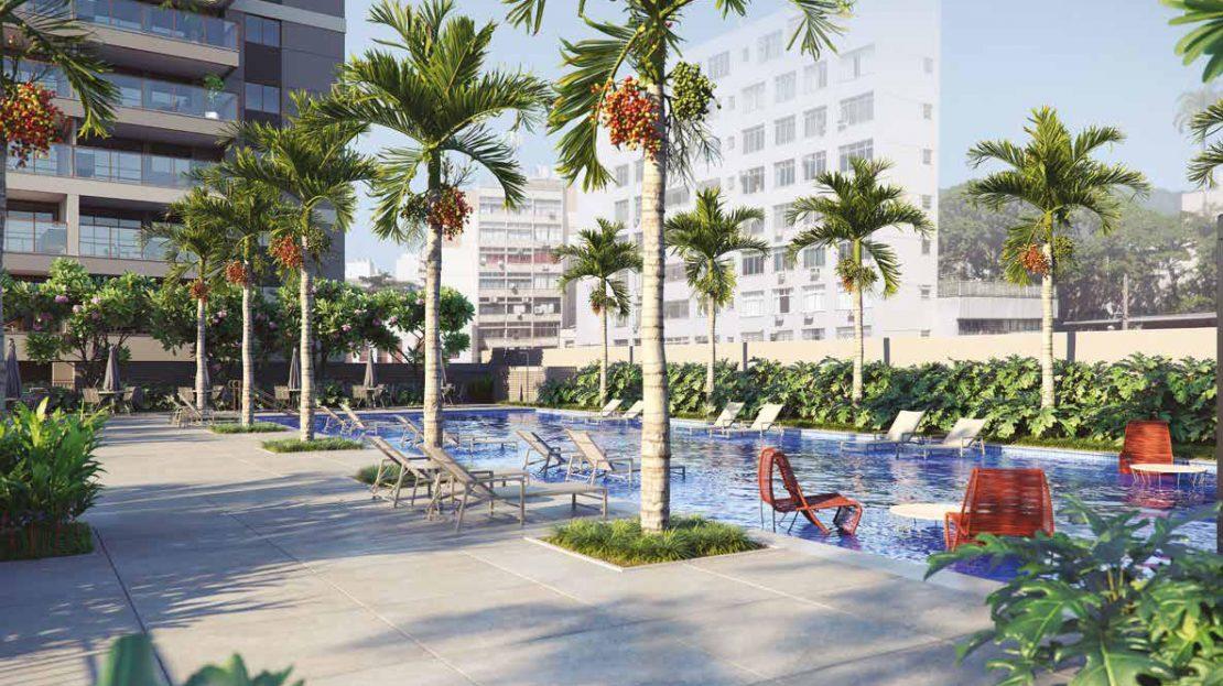 atmosfera condominium park piscina