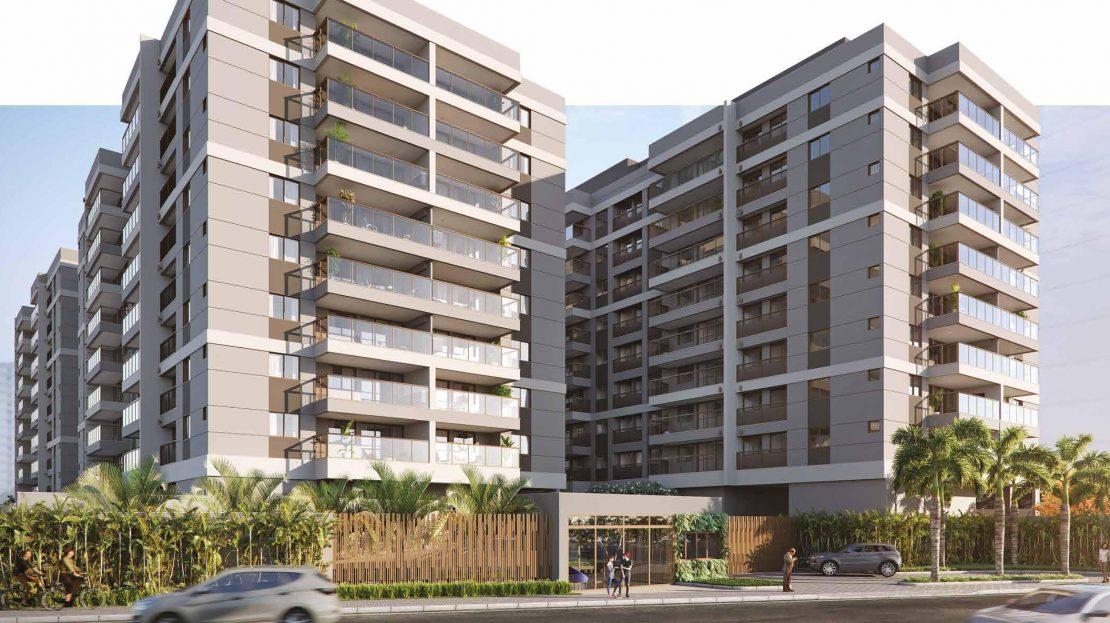 atmosfera condominium park fachada