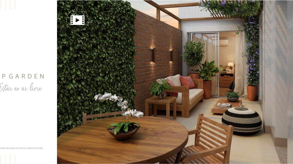 redentor ipanema up garden varanda